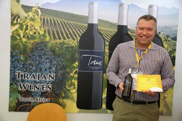 SA wine voted premier best buy at SIAL China international fair