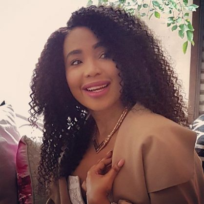 Mshoza finds love again by being arrested for speeding