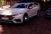 WATCH: New Volkswagen Arteon parks itself
