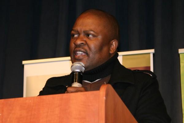Sanco North West chairman Paul Sebegoe
