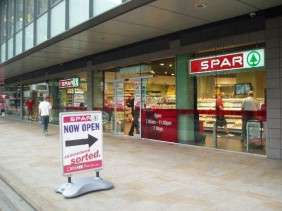 SPAR says interim earnings per share grow despite tough market