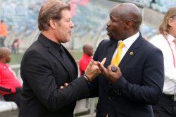 Coach re-ignites his Komphela feud