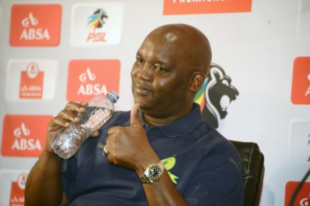 Pitso: No one wanted to win the league