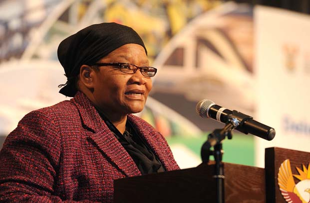 Thandi Modise confirms Ramaphosa is intervening in North West