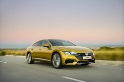 ROAD TEST: New Volkswagen Arteon R-line is stepping up