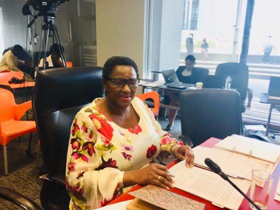 Former social development minister Bathabile Dlamini. Picture: ANA