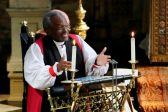Pastor Curry spices up royal wedding with power of love