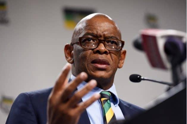 ANC secretary-general Ace Magashule. Picture: Nigel Sibanda