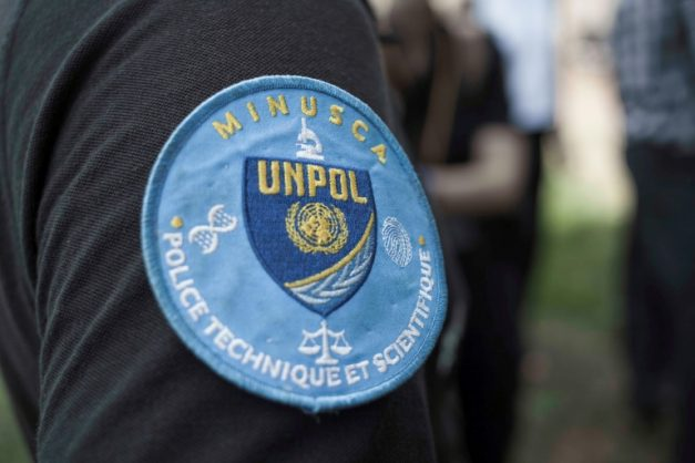 The UN mission in the Central African Republic had once made the city of Bambari the showcase for its intervention in the country. AFP/File/FLORENT VERGNES