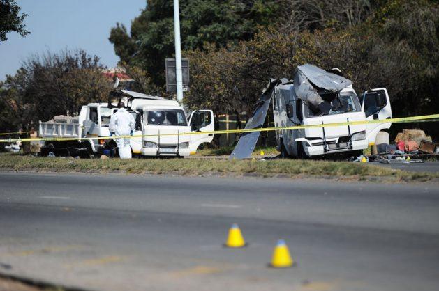 More suspects arrested in Boksburg heist