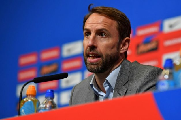 England manager Gareth Southgate has backed his younger players to shine at the World Cup . AFP/Ben STANSALL