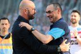 Sarri hints at Napoli exit amid Chelsea links