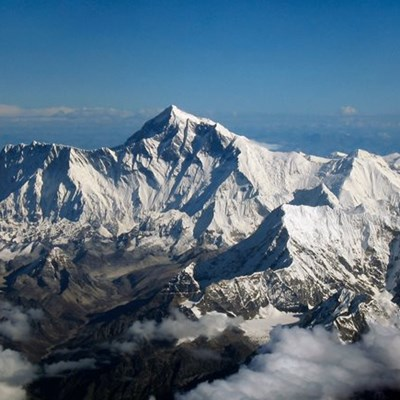 A sherpa guide who went missing four days ago on Everest is presumed dead, Nepali officials said Thursday, the first feared fatality of the climbing season on the world's highest mountain