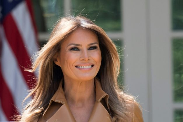 US First Lady Melania Trump. Picture: AFP/File/Jim Watson