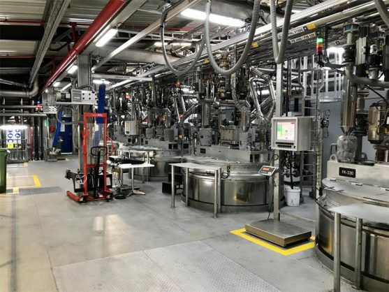 A look at Fuchs Lubricants South Africa's newly launched R125-million grease plant expansion.