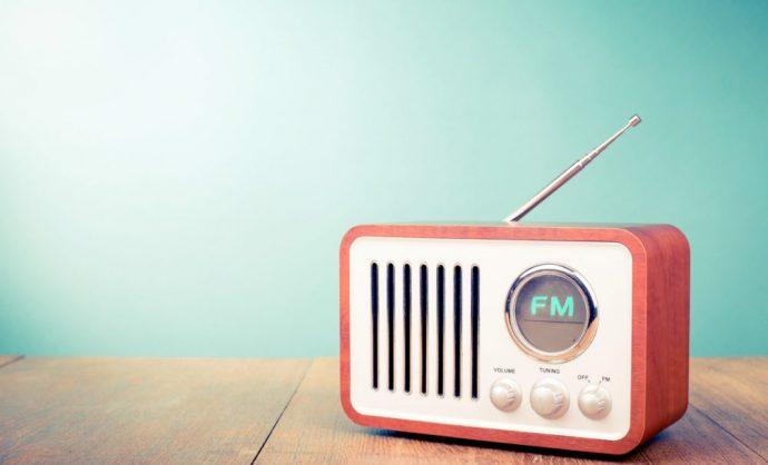 A transistor radio. Picture: Facebook