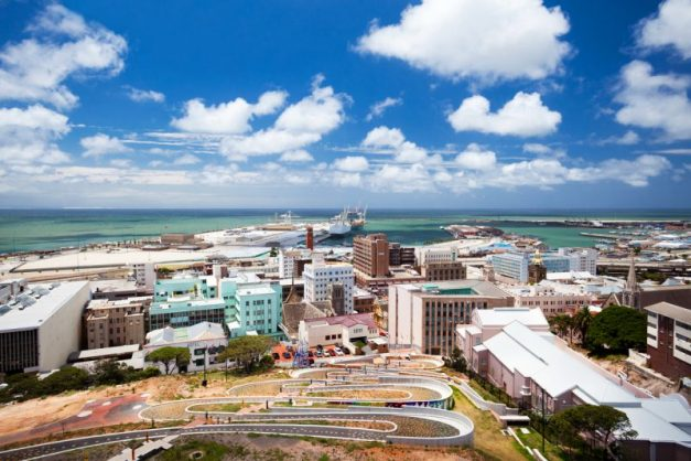 Cityscape of Port Elizabeth, South Africa. Picture: iStock