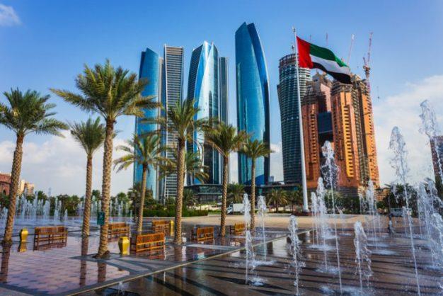 Skyscrapers in Abu Dhabi, United Arab Emirates. Picture: iStock
