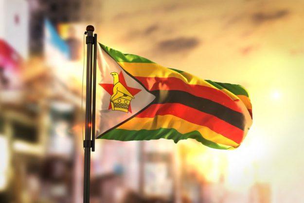 Zimbabwe flag. Picture: iStock