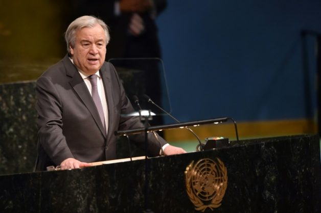 UN chief says G5 Sahel force deploying too slowly