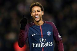 He's back: Neymar rejoins PSG on China tour