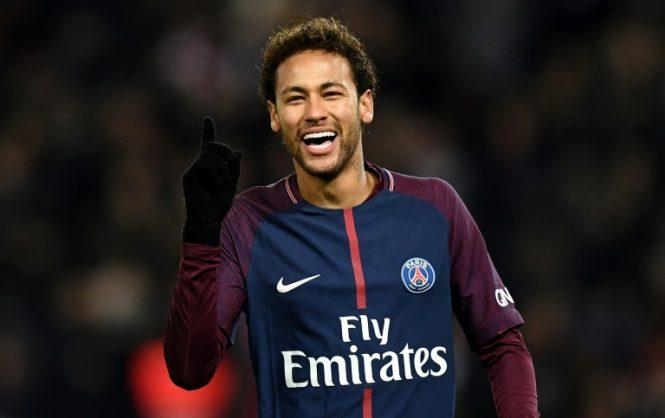 Neymar  is back