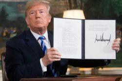 Trump backtracks on striking Iran in retaliation for downed drones