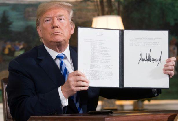 Trump questions Iran's denial of blame over Saudi attacks
