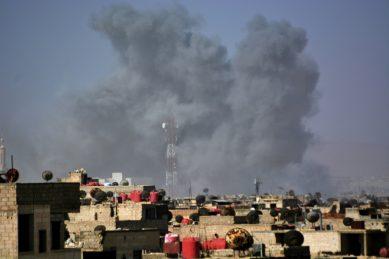 In Syria, Yarmuk residents plan return to war-torn Palestinian camp