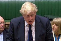 Boris Johnson wins key Brexit backing in Tory leadership race