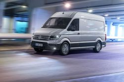 New Volkswagen Crafter launches in SA