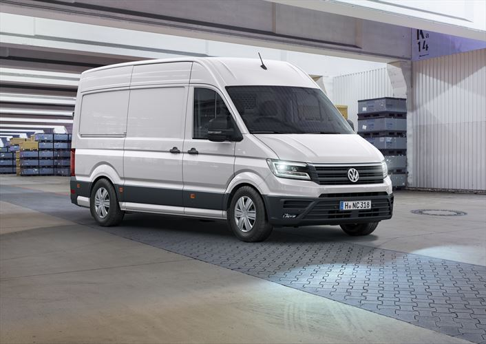 New Volkswagen Crafter launches in SA – The Citizen
