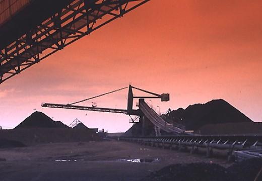 Former Gupta-linked Optimum Coal Mine goes up in flames