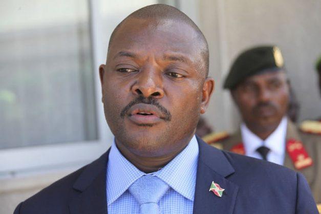 Burundi's Pierre Nkurunziza is one of many authoritarian African leaders. AMISOM Public Information/Flickr