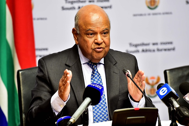 Minister of public enterprises Pravin Gordhan, whi is spearheading the clean-up at state-owned enterprises. Picture: GCIS