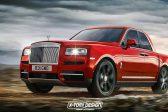 Would you buy a Rolls-Royce Cullinan bakkie?