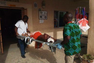 Suicide blasts in Nigeria kill 31 people