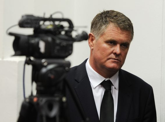 Former South African head of the property group Sotheby's International Realty, Jason Rohde.  Picture: Henk Kruger/ANA