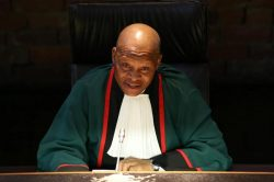 Political parties must disclose funding, rules ConCourt's Mogoeng