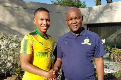Jali has scores to settle in Caf Champions League