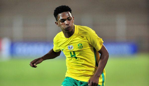 Gift Links in action for Bafana Bafana.