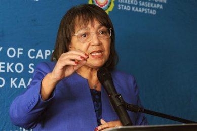 De Lille judgment opens can of worms for DA Cape Town Patricia de Lille 389x259