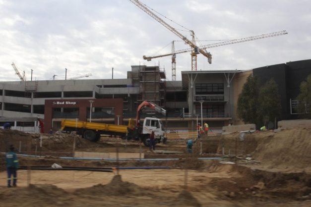 Construction mafia moves from KZN to Joburg