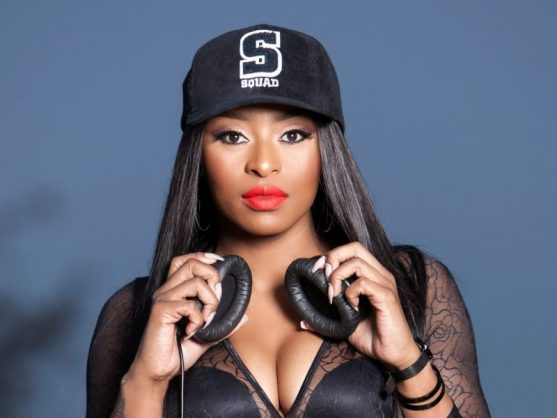 DJ Zinhle claps back at tweep who accused her of buying her Sama nomination