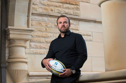 SANZAR CEO Andy Marinos poses on January 19, 2017 in Sydney, Australia.  (Photo by Mark Metcalfe/Getty Images)