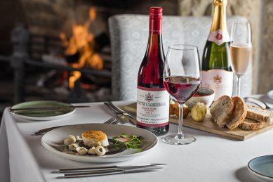 Haute Cabrière pop-up restaurants offer a winter feast for all