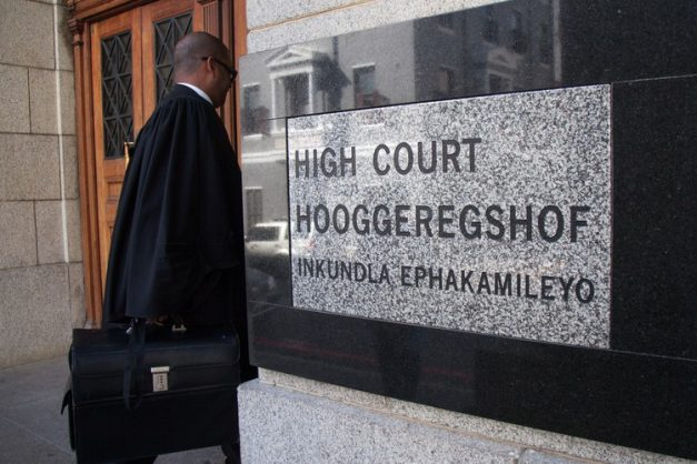 The problem of tardy judgments at the Western Cape High Court has become so serious that advocates have offered to help write the late judgments. Picture: Ashraf Hendricks