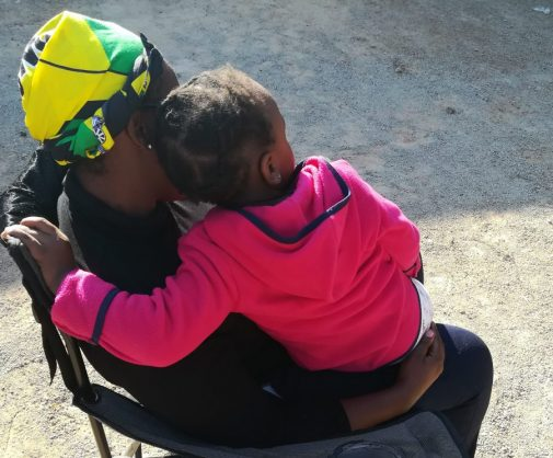 A report from the South African Institute of Race Relations revealed that only 33 percent of children live with both parents. Picture: ANA