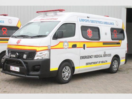 Johannesburg gets 42 brand new ambulances, fleet now exceeds 100