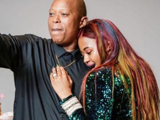 Babes Wodumo and Mampintsha back together, accused of publicity stunt with break-up